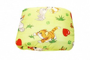Одеяло детское бязь на синтепоне 110х140