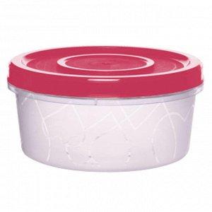Емкость для продуктов с завинчивающейся крышкой 0,4 л GR1887СМ сладкая малина