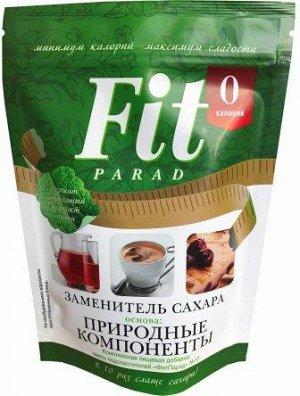Заменитель сахара «фитпарад» №10