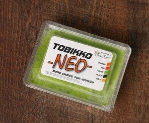"""Икра """"Тобико Нео №1"""" зеленая (500 г)"""