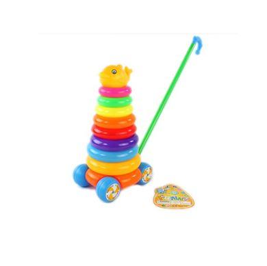 Магазин игрушек-26. Все лучшее детям.  — пирамидки — Игровые наборы
