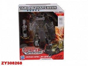 604/606 трансформер Робот-машина, в коробке 308268,271