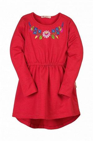 Платьице для девочки - Bonito (цвет красный)