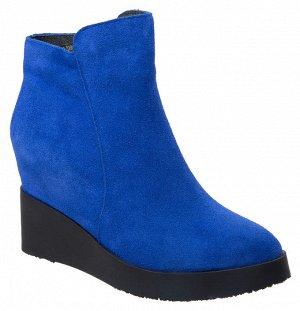 женские ботинки  нат.замша
