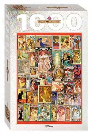 "Мозаика ""puzzle"" 1000 ""Art Nouveau"" 79121"