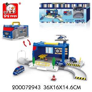 Игровой набор Парковка 200072943 P853-A (1/30)