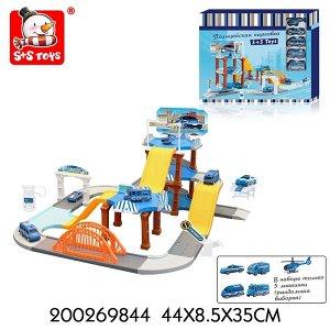 Игровой набор Парковка 200269844 FJ-610 (1/18)