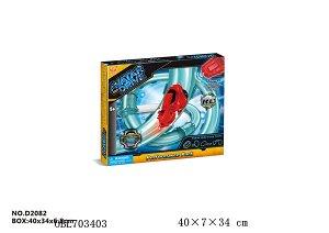 Игровой набор Автотрек OBL703403 D2082 (1/18)