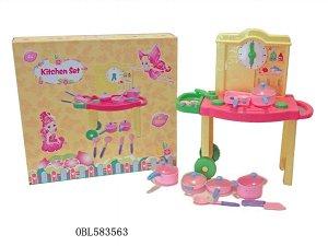 Набор игрушечной посуды OBL583563 НС08 (1/12)