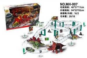 Игровой набор Автотрек OBL710500 MH-007 (1/16)