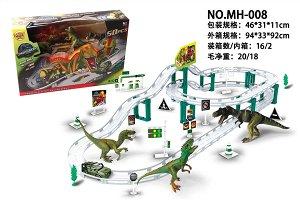 Игровой набор Автотрек OBL710501 MH-008 (1/16)