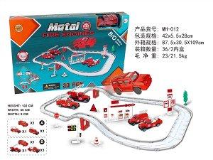 Игровой набор Автотрек OBL710505 MH-012 (1/36)