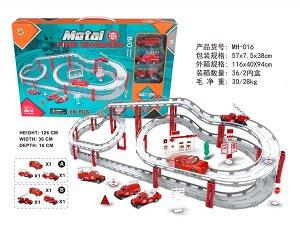 Игровой набор Автотрек OBL710509 MH-016 (1/24)