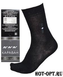 Караван мужские носки с Орнаментом Арт. МХ-1