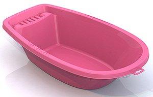 Нордпласт Ванна большая розовая