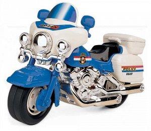 """Мотоцикл полицейский """"Харлей"""" 8947 (1/12)"""