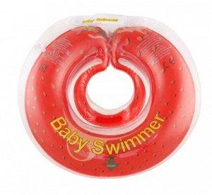 Круг красный (полуцвет). арт. BS12R  070886