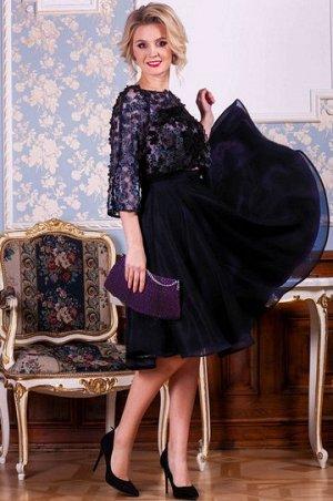 Нарядное платье на 52-й размер