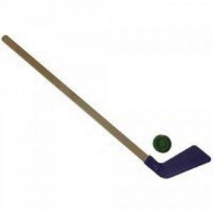 Набор хоккейный детский (клюшка 80 см+шайба),пакет.