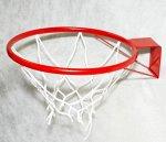 Корзина баскетбольная большая с упором.38см