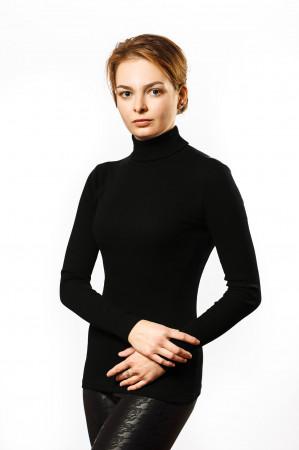 """Водолазка Водолазка женская с воротником - """"стойка высокая"""" и длинным рукавом. Выполнена из гладкокрашенной ткани- кашкорсе """"в рубчик"""" Состав ткани: 95% хлопок 5% лайкра. Водолазка женская с длинным в"""