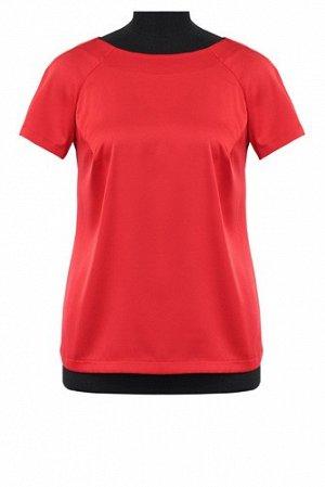 Блуза НБ6/01ш красный