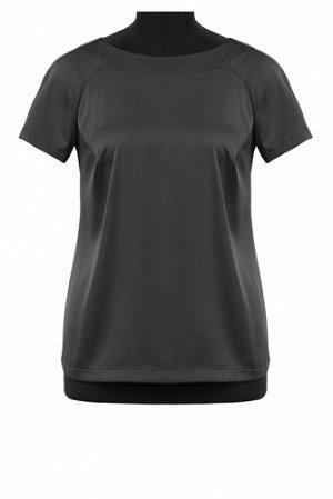 Блуза НБ6/01ш черный