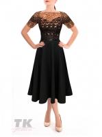 Платье  ТК. Вечерняя коллекция.