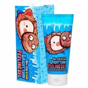 Витаминный пилинг-гель для лица Elizavecca Hell-Pore Vitamin Bright Turn Peeling Gel, 150 мл
