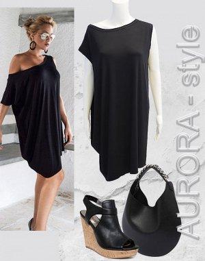 Стильное платье для модницы на разм. 48-50