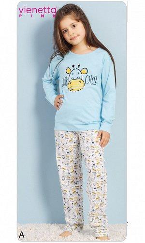 Пижама Vienetta Girl 706128 1696 *