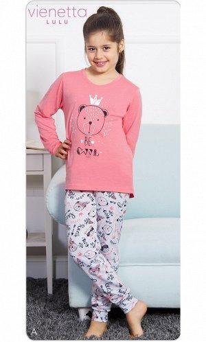 Пижама Vienetta Girl 802091 2052 *