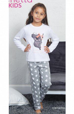 Пижама Vienetta Girl 806015 0291 *