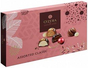Конфеты фасованные «O`Zera» с различными начинками. 200г