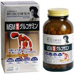 Пищевая добавка Noguchi MSM Glucosamin