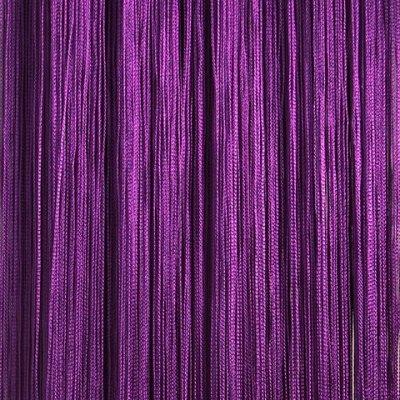Нитяные шторы - Кисея! Огромный выбор, оптовая цена — Кисея однотонная облегченная — Шторы