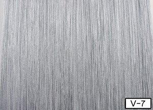 Кисея нитяные шторы Однотонная 900 грамм col 7