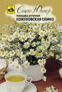 ТМ Семко Ромашка аптечная Кожуховская Семко