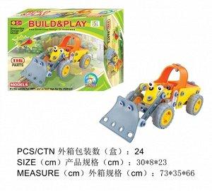*Игрушка для конструирования OBL616873 J-108A (1/36)