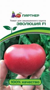 ТМ Партнер Томат Эволюция F1 ( 2-ной пак.)/ Гибриды биф-томатов с массой плода свыше 250 г