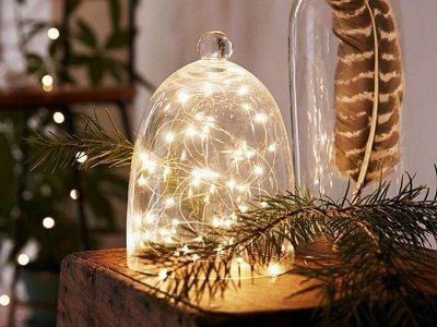 """Загадай желание! Или предновогоднее настроение в подарок!.. — """"Светлячки в банке"""" - или очаровательная гирлянда!  — Украшения для интерьера"""