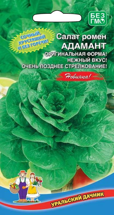 Семена 🍅 Уральский дачник 🍅 ваш богатый урожай! В наличии! — Салат — Семена зелени и пряных трав