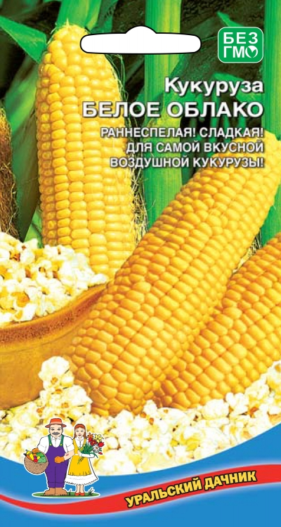 Семена 🍅 Уральский дачник 🍅 ваш богатый урожай! В наличии! — Кукуруза — Семена овощей