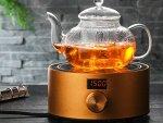 Термостойкий заварочный чайник