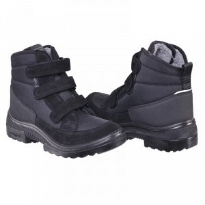 Зимние ботинки Куома (KUOMA Tarra Trekking Black)