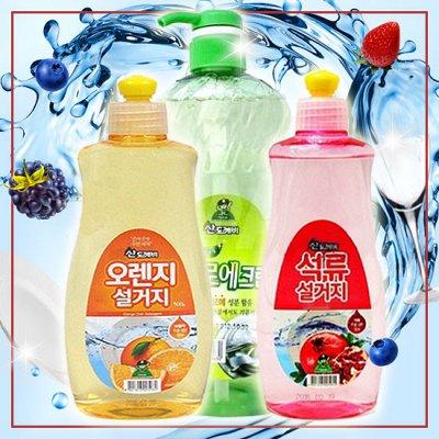 Любимая Япония, Корея, Тайланд.!Ликвидация!Акции Осени! — Скидки 25%! Средство для мытья посуды Sandokkaebi  — Для посуды