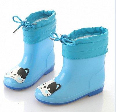 Детская одежда, обувь, аксессуары! Получили Турцию — Резиновые сапоги. К сезону дождей готовы. — Сапоги