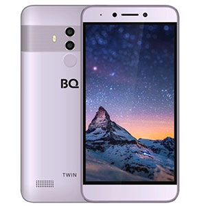 Смартфон BQ 5516L Twin, 4G, 16Gb + 2Gb Grey
