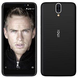 Смартфон INOI 6 Lite, 3G, 8Gb + 1Gb Black