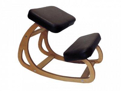 АКЦИЯ! Стул Комфорт -Ǩонёк-ГорбунёǨ™ Растущий стул — Коленный стул. Комплект Конек-мини (стол+стул)